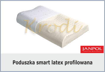 poduszka smart latex profilowana